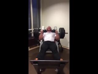 Ronny rockel - hack squats