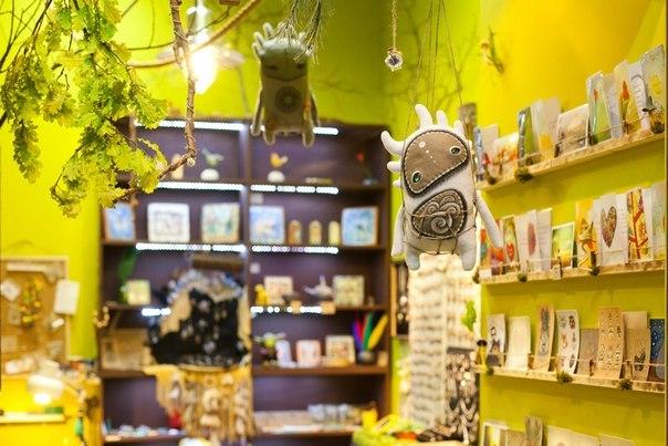 Магазин подарков и сувениров названия 5