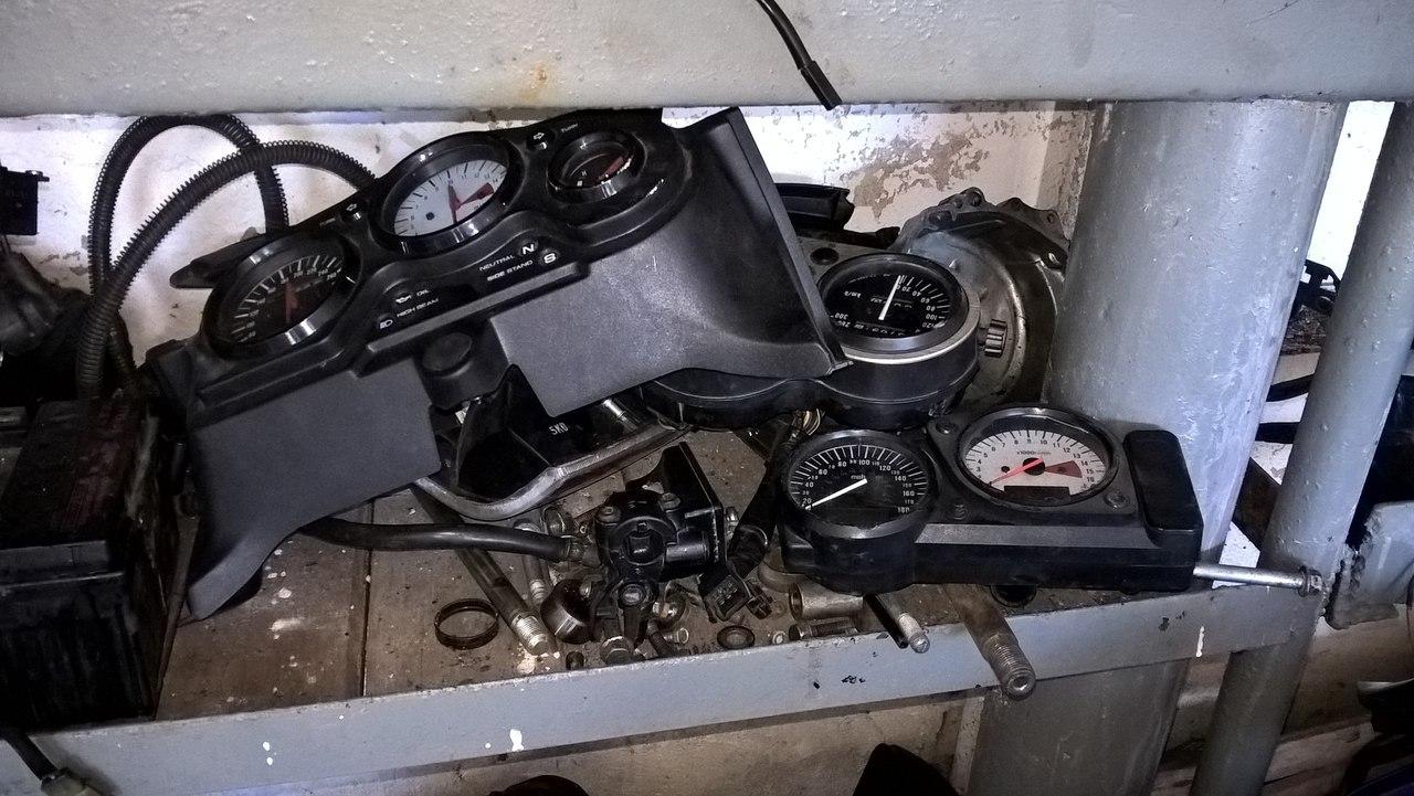 инструкция по разбору двигателя honda cbr 600