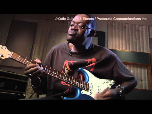Crystal Vision performed by Eric Gales