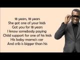 Kanye West - Gold Digger (feat. Jamie Foxx) Lyrics Video
