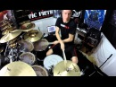 Muse - Drum Cover - Time Is Running Out