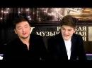 MBand - Большое интервью. Марафон 2015 на RU