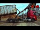 Volvo FH 6x2 z hakowcem (hookloader) HyvaLift TITAN