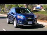 Тест-драйв Chevrolet Tracker (Trax) 2013  АвтоВести 77
