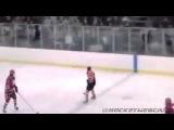 Зрелищный силовой прием в хоккее ПРИКОЛЫ 2014 FAIL Compilation, ПРИКОЛЮХА
