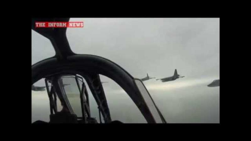 Россия: Липецкие летчики тестируют новейшие истребители и готовятся к параду Великой победы / 26.02