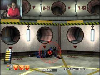 Sega Dreamcast Confidential Mission Конфиденциальная Миссия Выпуск 205 Вячеслав