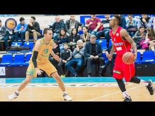 Astana vs. Bisons Highlights 22.10.2015