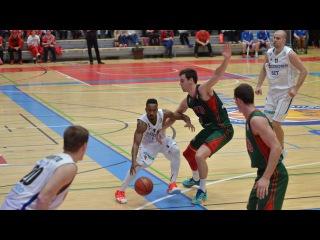 Bisons vs. Lokomotiv-Kuban Highlights 25.10.2015