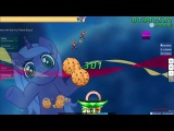 Walkthrough Osu (CTB) beatmap Hyadain - Battle with the four friends [Easy] - (NC)