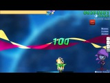Walkthrough Osu (CTB) beatmap Sonic 3 - Endless Mine [Hardly Any Mines] - (HR)