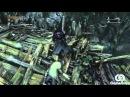 Прохождение Bloodborne Порождение Крови Часть 14 Мини БОСС Громовое Чудовище Кот Пушка aac