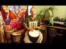 Уроки игры на Джембе 1 Африканские ритмы