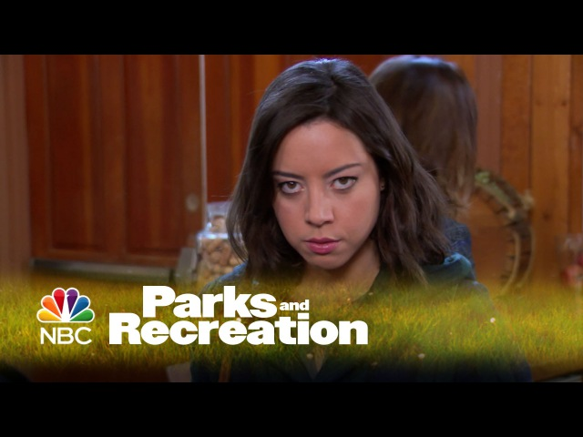 Parks and Recreation - April Ludgate's Best Moments (Supercut)