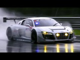 Audi R8 LMS Ultra GT3 PURE SOUND & Powerslides