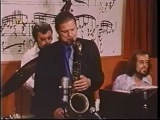 ZOOT SIMS Quartet Zoot's piece The opener My old flame JAZZ ON STAGE 1970