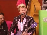 Brian Setzer Orchestra - This Cat's On A Hot Tin Roof - 7251999 - Woodstock 99 (Official)