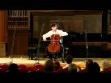 Paul Hindemith - Sonata for Cello solo, Op. 25 No. 3