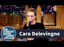 Cara Delevingne Spits a Sick Freestyle Beatbox