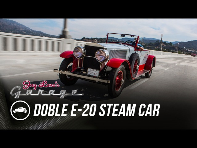 1925 Doble E-20 Steam Car - Jay Lenos Garage
