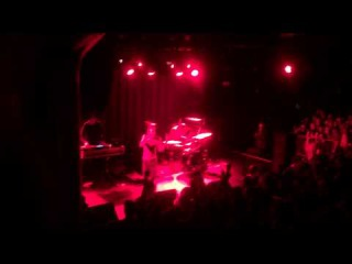 Death Grips LIVE at the Paradise Rock Club in Boston,MA (7-5-15)