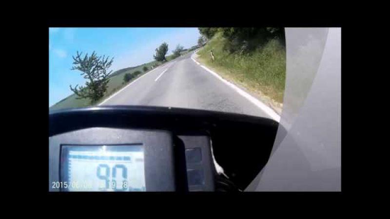Yamaha DT50 Giannelli