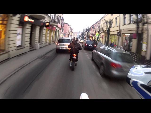 GoPro Yamaha DT 50R Yamaha Aerox 70