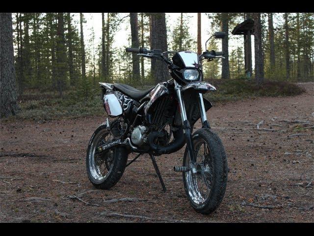 Yamaha DT50 Supermoto Usd project