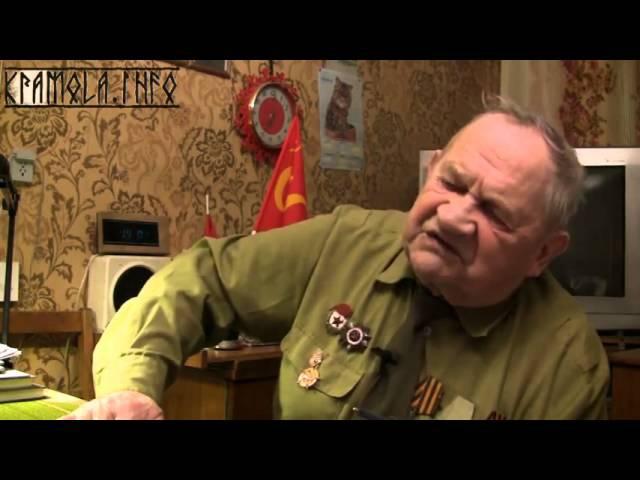 Глазами очевидца. Кавказцы на Великой Отечественной войне