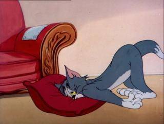 Том и Джерри - Мышонок-невидимка (33 эпизод)  2 сезон 13 серия