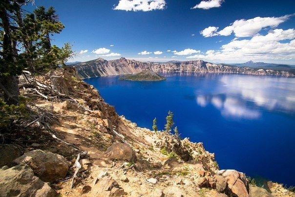 Озеро Крейтер, Канада