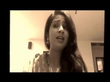 Mere Mehboob Qayamat Hogi - Shreya Ghoshal Singing at home
