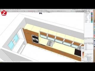 Дизайн кухни своими руками. Секреты правильной компоновки кухонной мебели. Ремонт и отделка квартир