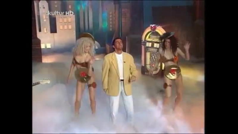 Thomas Anders - ZDF-kultur HD, Can't Give You Anything-Bohlen's Parody