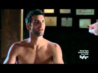 Naked Man: Lucas Bryant (Haven)