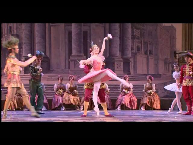 Rose adagio - Svetlana Zakharova