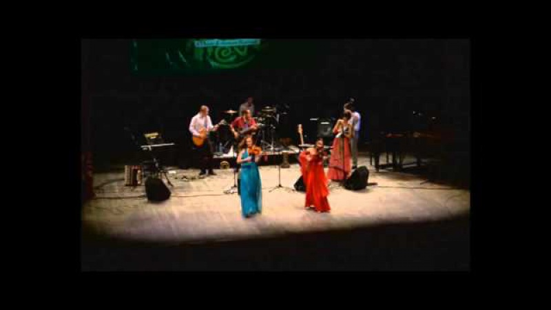 Street Fiddlers Friends - Four Fiddlers (Live from Anima Celtica V '2012)