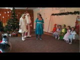 Дед Мороз зажигает. PSY - GANGNAM. Утренник в детском саду
