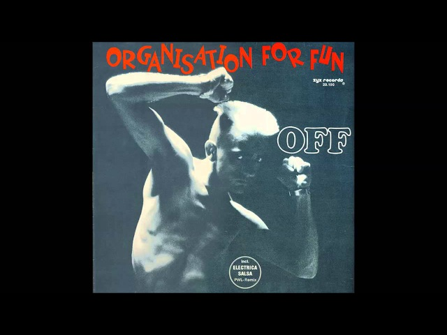 Off Sven Väth organisation for fun komplettes Album 1987