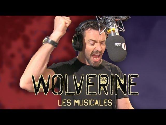 Wolverine The Musical Hugh Jackman SurpriseKaraoke