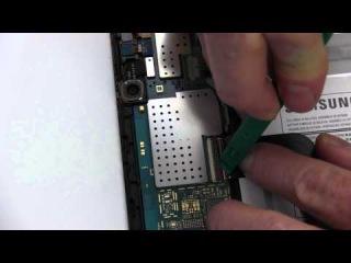 Замена батареии на Samsung Galaxy Tab S 10.5