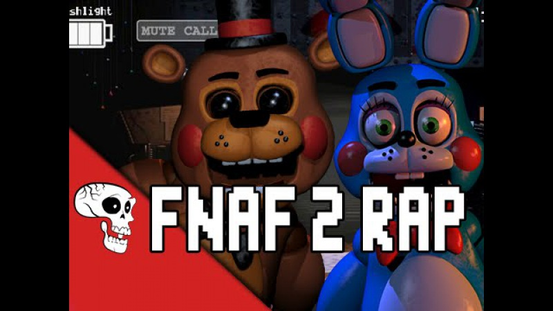 Five Nights At Freddy's 2 Rap by JT Music Five More Nights