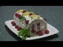 Бисквитный торт Фантазия  - Рецепт Бабушки Эммы