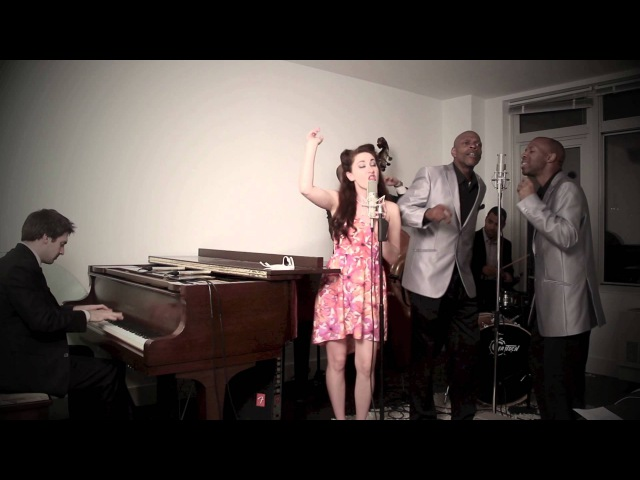We Cant Stop - 1950s Doo Wop Miley Cyrus Cover ft. Robyn Adele Anderson, The Tee - Tones