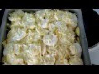 Семья Крамаренко. Картошка с мясом в духовке