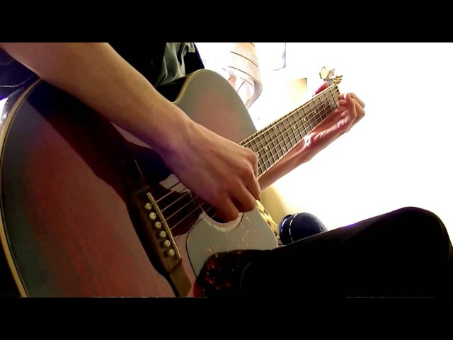 RHCP Californication │Fingerstyle guitar solo cover