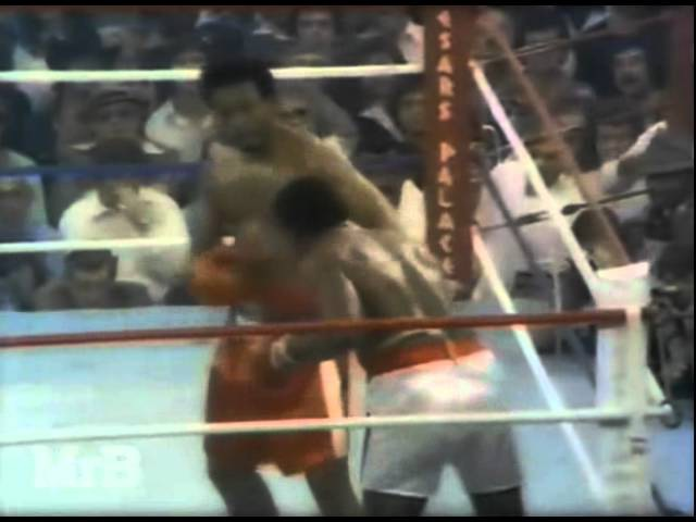 George Foreman vs Ron Lyle Highlights