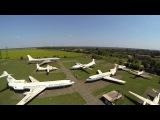 Два нерядовых самолета ТУ