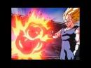 Goku vs Majin Vegeta [In The End] [AMV]